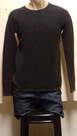 GIBSON-Sweater-Heren-Antraciet