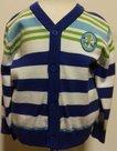 Vest-Blue-Seven-Jongens-Blauw,-maat-74