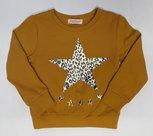 Sweater-Meisjes-Okergeel