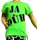 Tshirt-Army-Meisjes-Groen