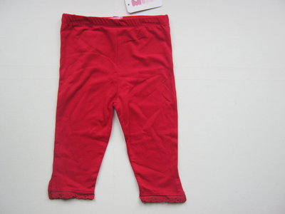 Max Collection Legging Meisjes Rood